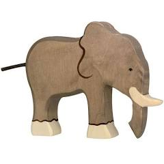 Holztiger olifant hout