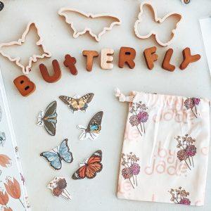 Kinfolk Butterly Eco Cutter Set