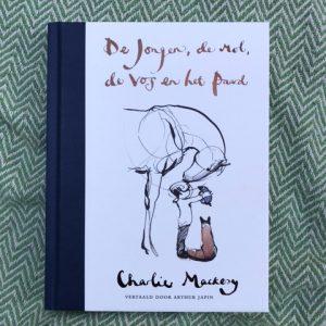 De jongen, de mol, de vos en het paard,Charlie Mackesy - Noranook