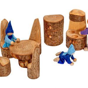 Magic Wood Poppenhuis Keuken