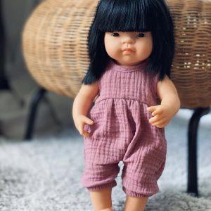 Miniland Pop Aziatisch meisje