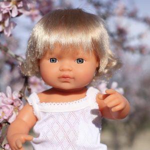 Miniland Pop Europees meisje