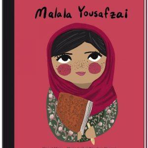 Van klein tot groots: Malala Yousafzai