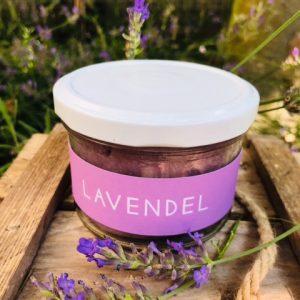 Playdough setje Lavendel handgemaakt