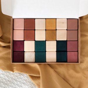 SABO Concept Houten blokken Multi-coloured