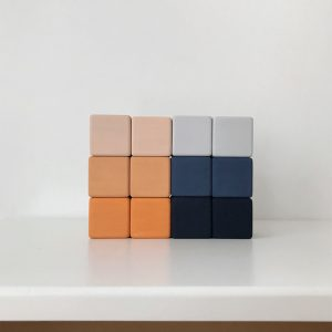 SABO Concept Mini Houten blokken Desert Night