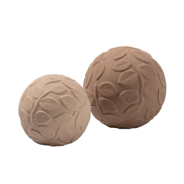 Natruba Sensory Ball Set Leaf Bruin